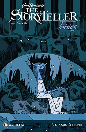 Jim Henson's Storyteller: Fairies #2