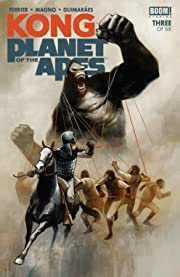Kong on the Planet of the Apes #3 (of 6)