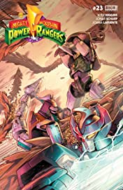 Mighty Morphin Power Rangers No.23