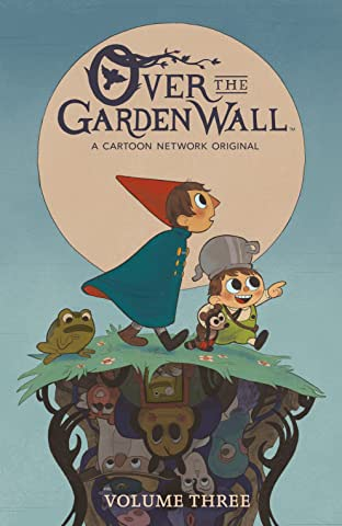 Over The Garden Wall (2016-) Tome 3