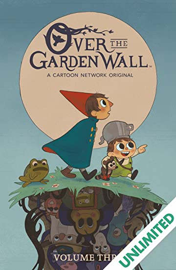 Over The Garden Wall (2016-) Vol. 3