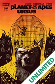 Planet of the Apes: Ursus #1