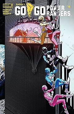 Saban's Go Go Power Rangers #6