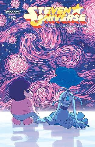 Steven Universe (2017-) #12