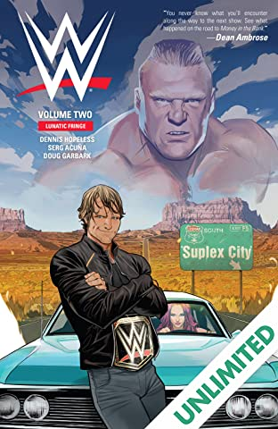 WWE Vol. 2: The Lunatic Fringe