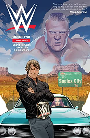 WWE Tome 2: The Lunatic Fringe