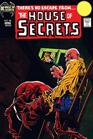 House of Secrets (1956-1978) No.98