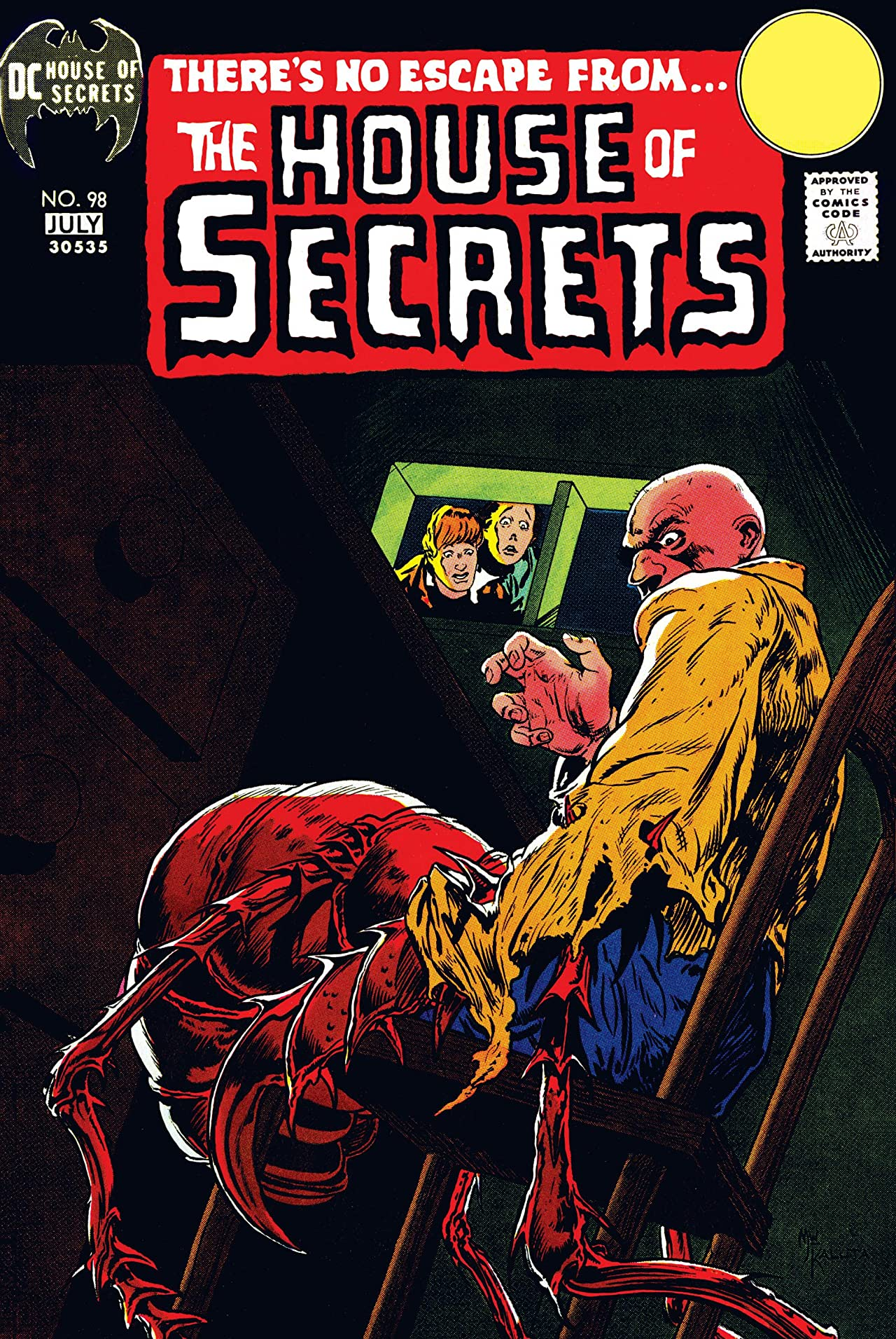 House of Secrets (1956-1978) #98