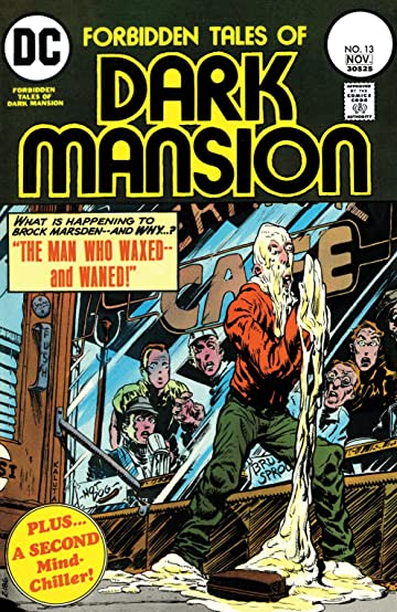 Forbidden Tales of Dark Mansion (1971-1974) #13