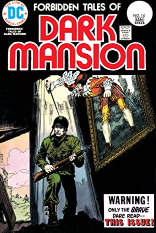 Forbidden Tales of Dark Mansion (1971-1974) #14
