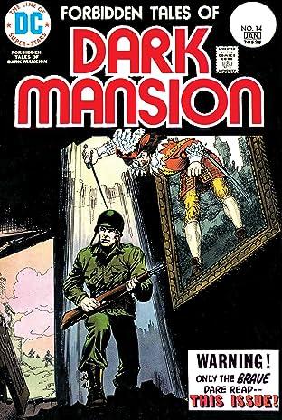 Forbidden Tales of Dark Mansion (1971-1974) #14