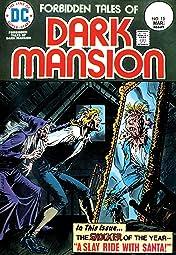 Forbidden Tales of Dark Mansion (1971-1974) #15