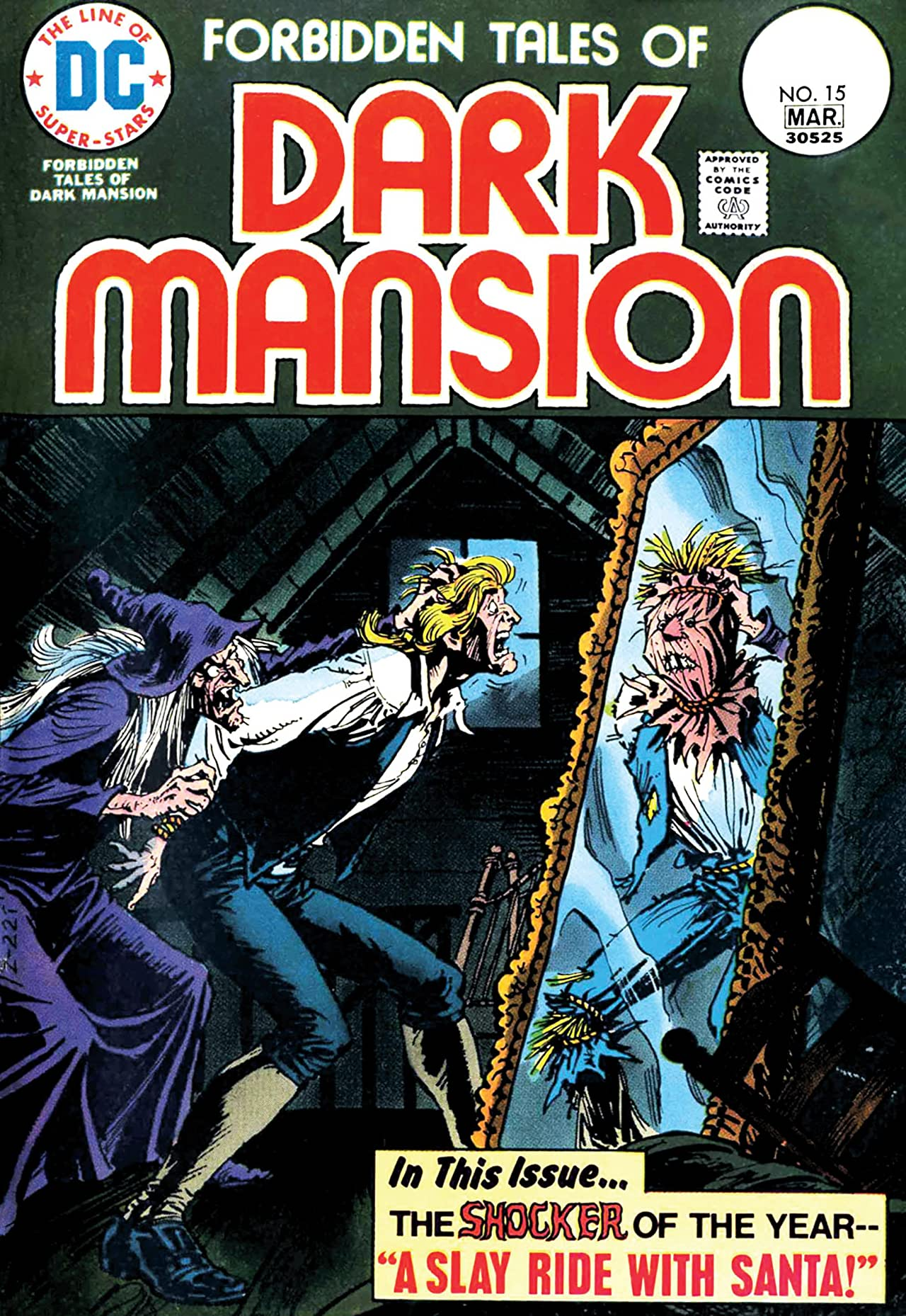 Forbidden Tales of Dark Mansion (1971-1974) #15