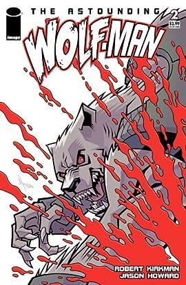 The Astounding Wolf-Man No.2