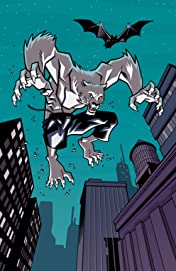 The Astounding Wolf-Man #2