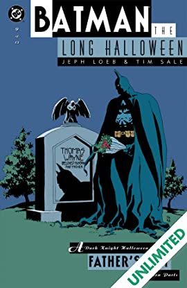 Batman The Long Halloween By Jeph Loeb