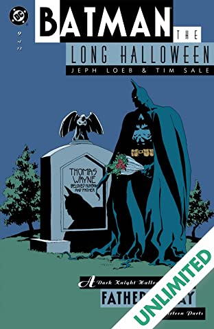 Batman: The Long Halloween #9