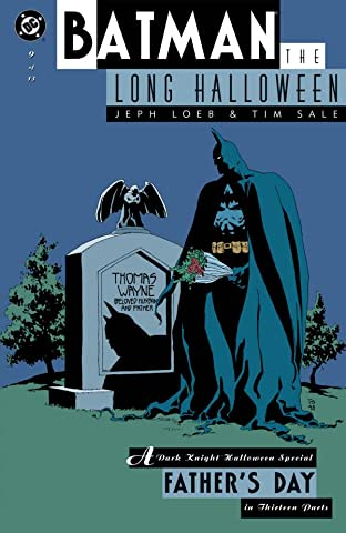 Batman: The Long Halloween No.9
