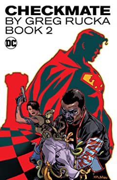 Checkmate by Greg Rucka: Book 2
