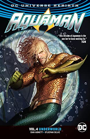 Aquaman (2016-) Tome 4: Underworld Part 1