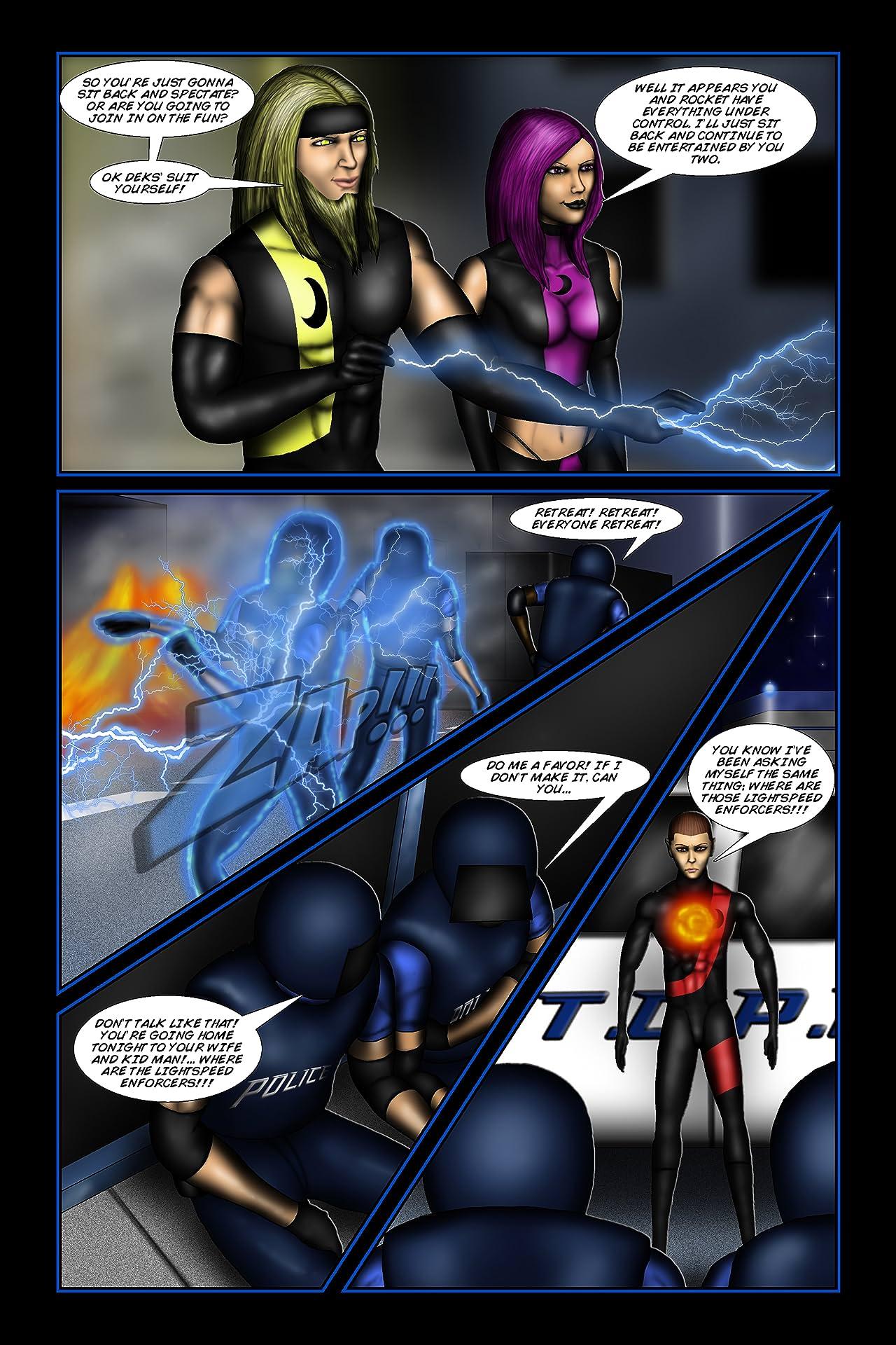 Lightspeed Enforcers #12