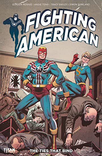 Fighting American #2.1