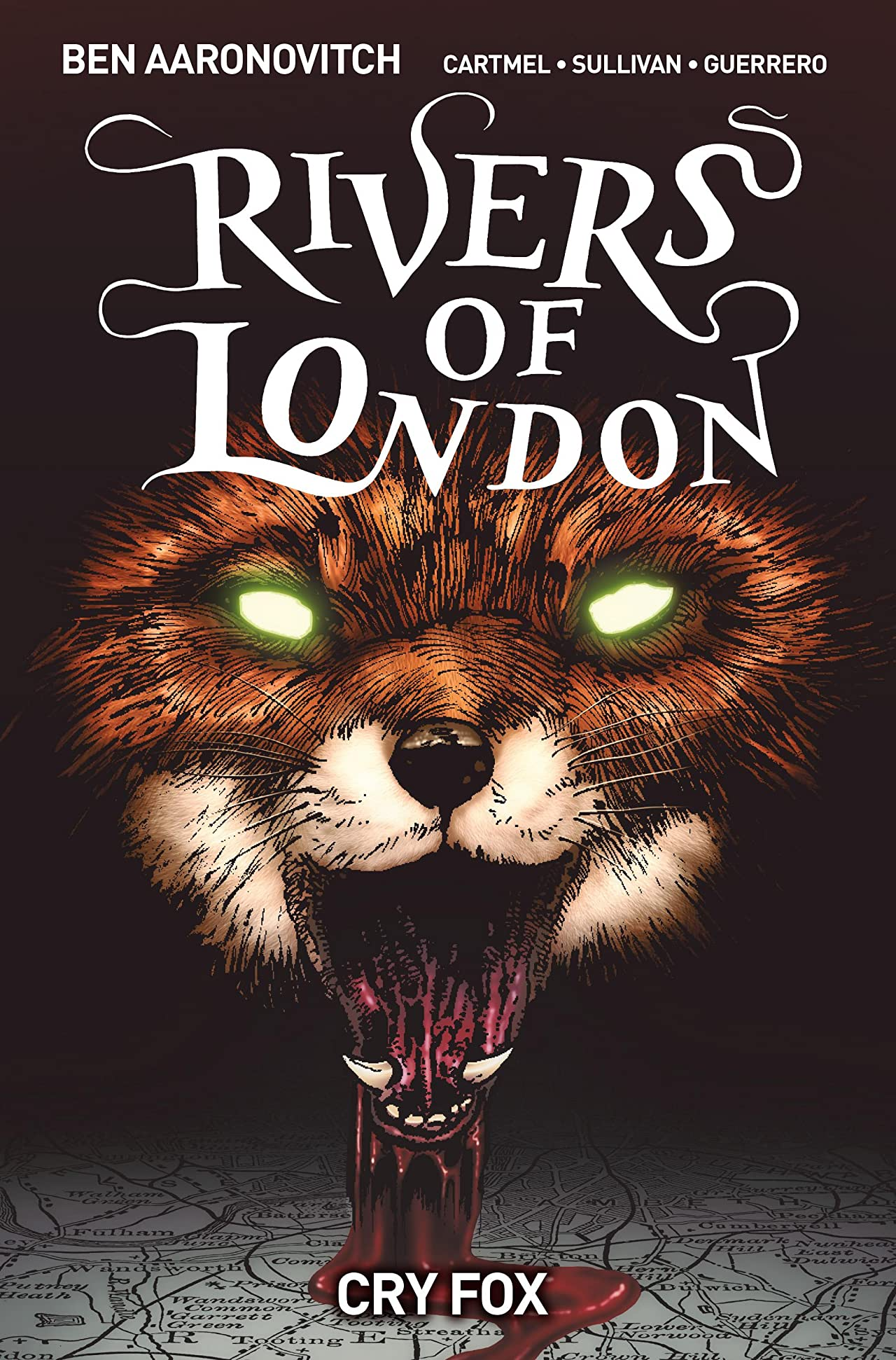 Rivers of London: Cry Fox