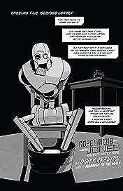 Copernicus Jones: Robot Detective #1