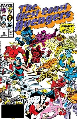 Avengers West Coast (1985-1994) #28