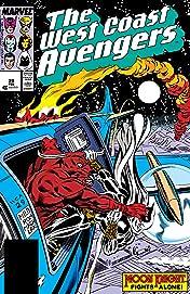 Avengers West Coast (1985-1994) #29