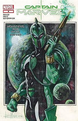Captain Marvel (2002-2004) #8