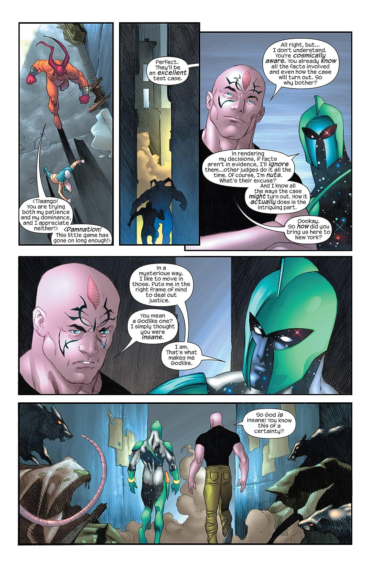 Captain Marvel (2002-2004) #10