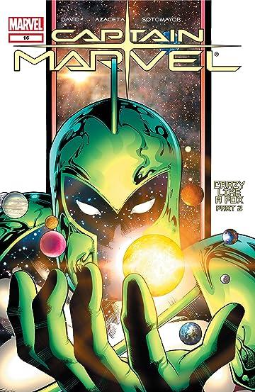 Captain Marvel (2002-2004) #16