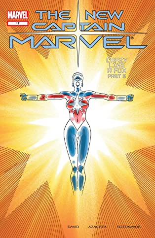 Captain Marvel (2002-2004) #17