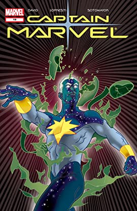 Captain Marvel (2002-2004) #19