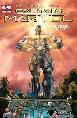 Captain Marvel (2002-2004) #20