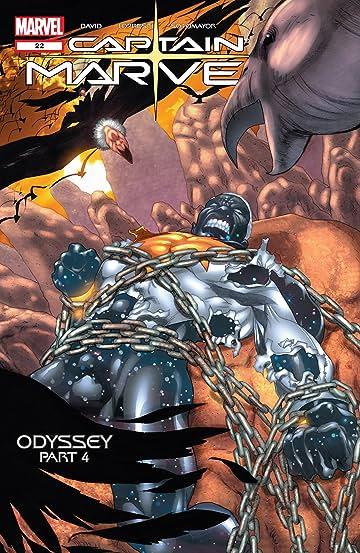 Captain Marvel (2002-2004) #22