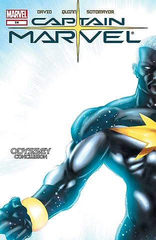 Captain Marvel (2002-2004) #24