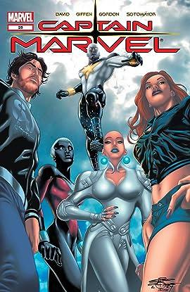 Captain Marvel (2002-2004) #25