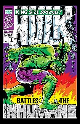 Incredible Hulk (1962-1999) Annual #1
