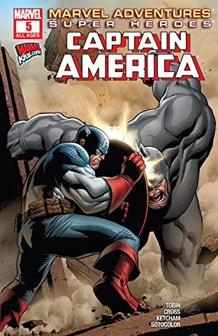 Marvel Adventures Super Heroes (2010-2012) No.5