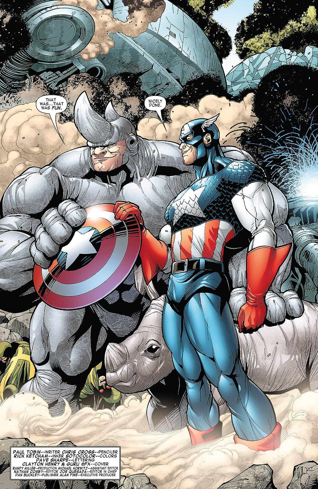 Marvel Adventures Super Heroes (2010-2012) #5