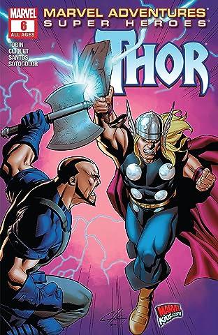 Marvel Adventures Super Heroes (2010-2012) No.6