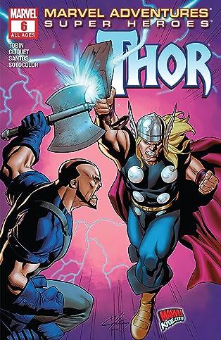 Marvel Adventures Super Heroes (2010-2012) #6