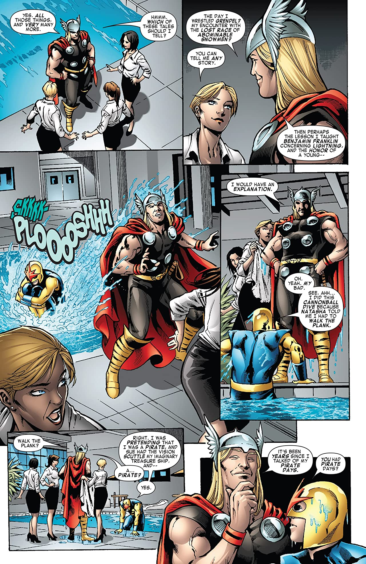Marvel Adventures Super Heroes (2010-2012) #6