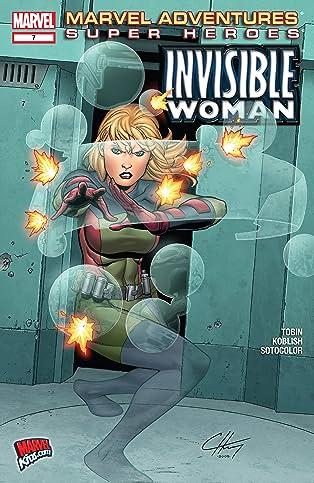 Marvel Adventures Super Heroes (2010-2012) #7