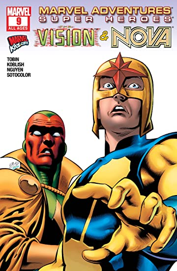 Marvel Adventures Super Heroes (2010-2012) #9