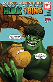 Marvel Adventures Super Heroes (2010-2012) #11
