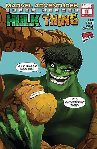 Marvel Adventures Super Heroes (2010-2012) No.11