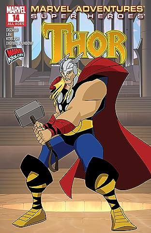 Marvel Adventures Super Heroes (2010-2012) No.14
